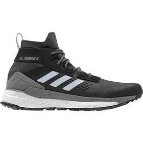 adidas TERREX Free Hiker Zapatillas de senderismo Mujer, carbon/blutin/ash grey